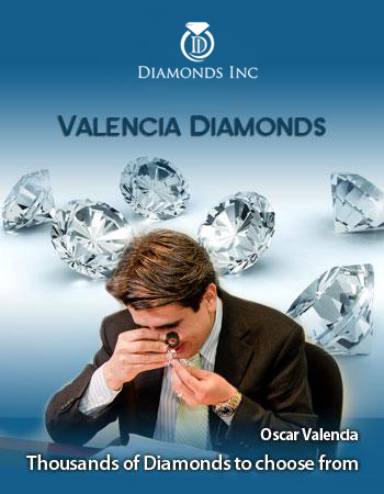 Diamonds Inc Specializes in custom made diamond jewelry | About us