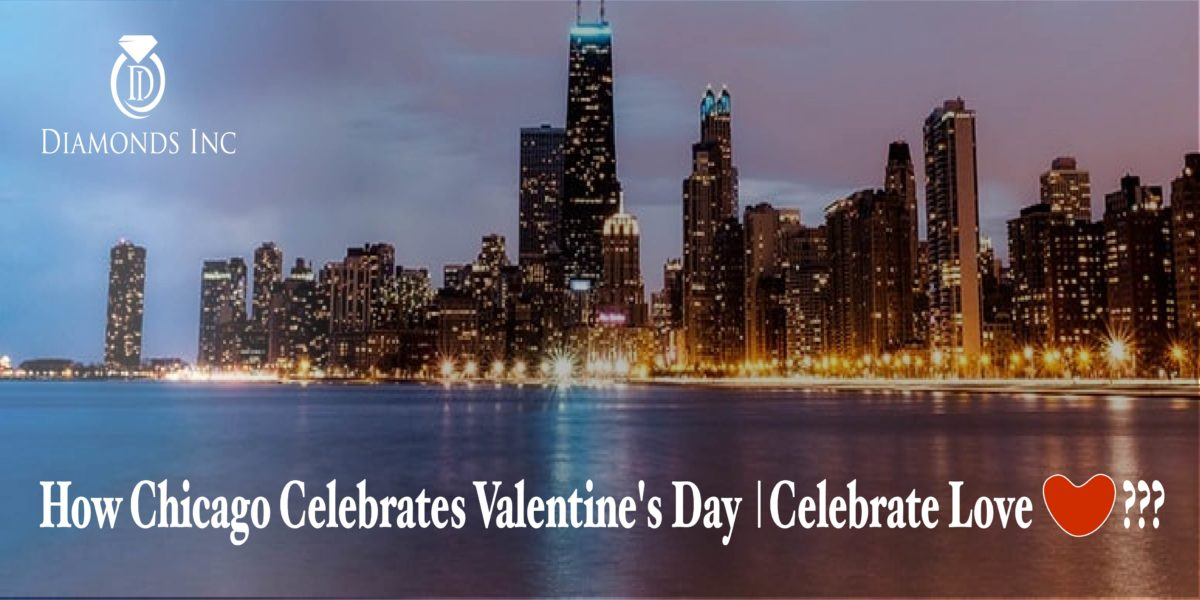 How Chicago Celebrates Valentine's Day  | Celebrate Love ???