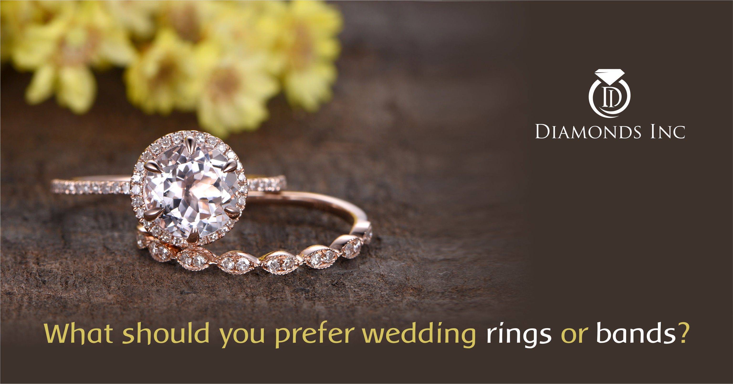 What to Prefer: Wedding Rings or Wedding Bands?