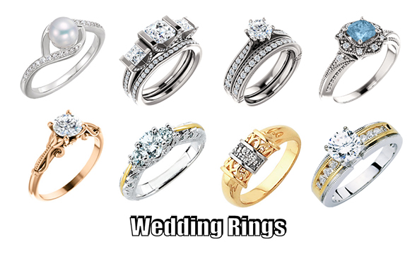 Diamond Wedding Rings in Chicago