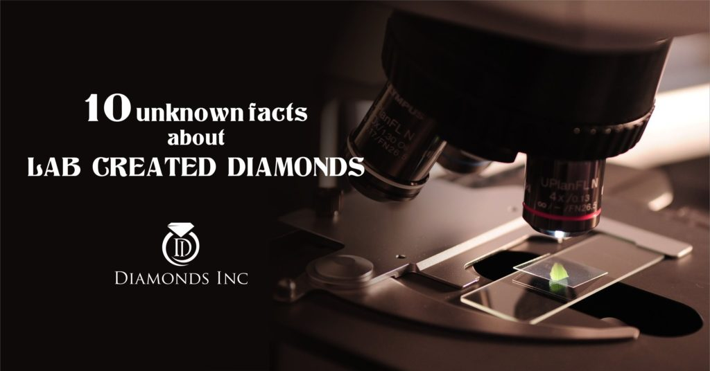 10 Unknown Facts About Lab Created Diamonds