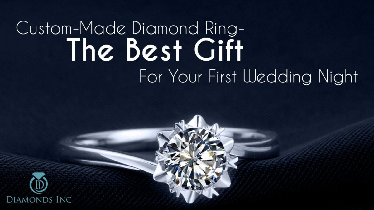 Best Gift For Wedding Night Archives Diamonds Inc