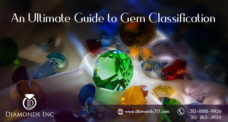 An Ultimate Guide to Gem Classification