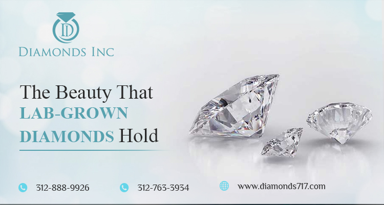 The Beauty That Lab-grown Diamonds Hold | Diamonds Inc