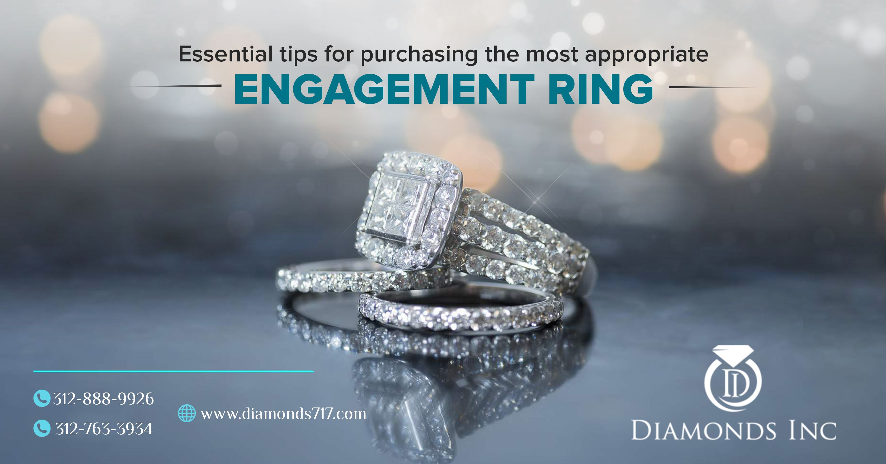 Essential Tips For Purchasing The Most Appropriate Engagement Ring