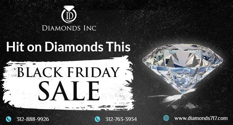 Hit on Diamonds this Black Friday