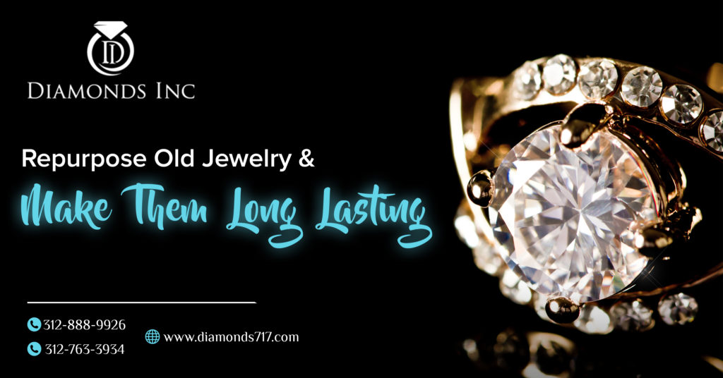 Repurpose Old Jewelry &