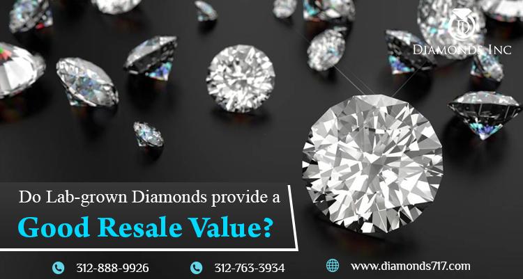 Do Lab-Grown Diamonds Provide a Good Resale Value?