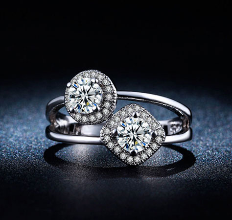 Female Couple Wedding Set