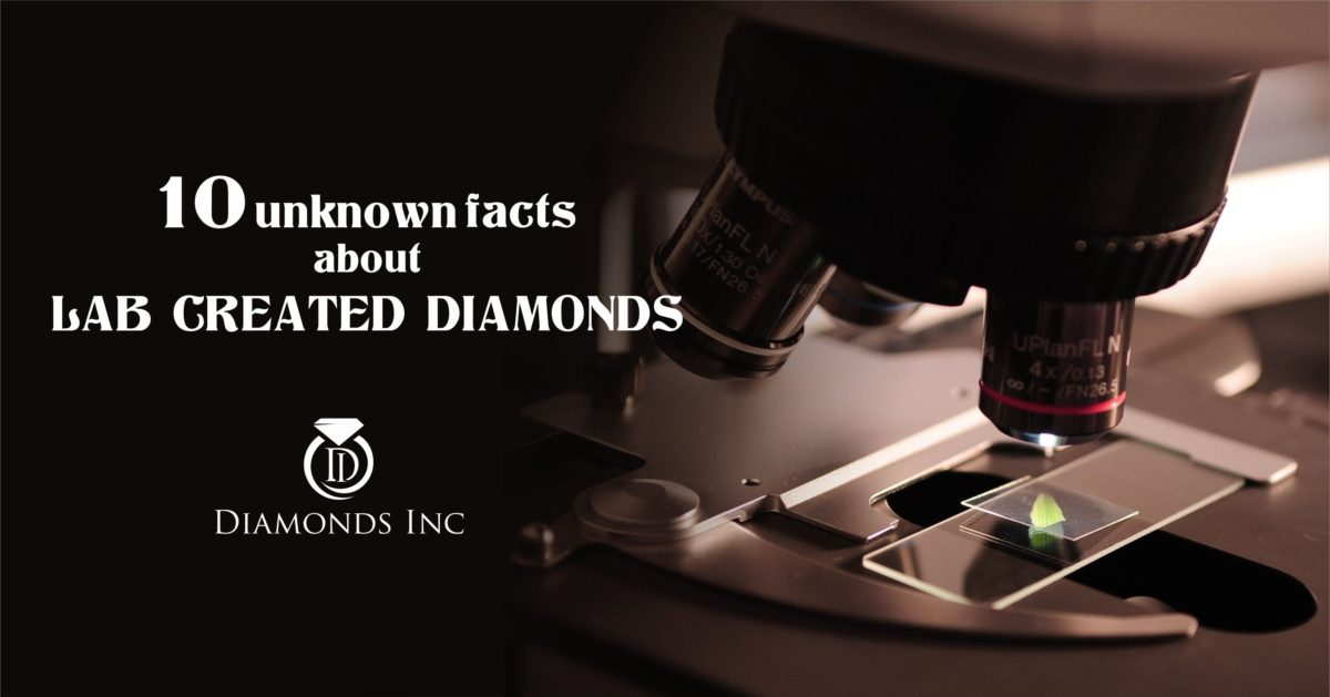 10 Unknown Facts About Lab Created Diamonds.