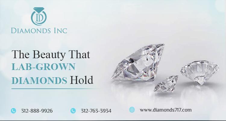 The Beauty That Lab-grown Diamonds Hold | Diamonds Inc
