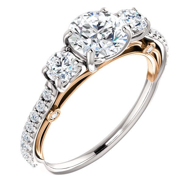 chicago custom engagement rings