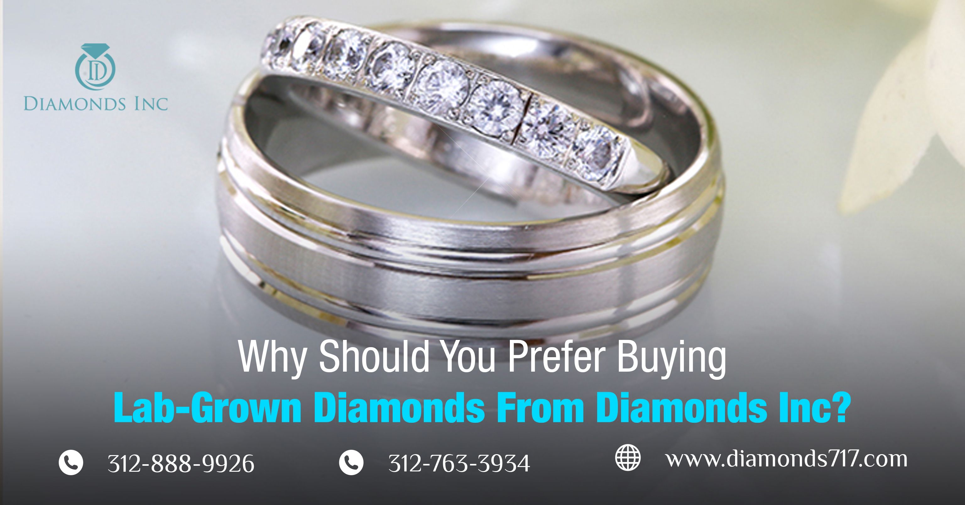 Why Should You Prefer Buying Lab-grown Diamonds From Diamonds Inc?